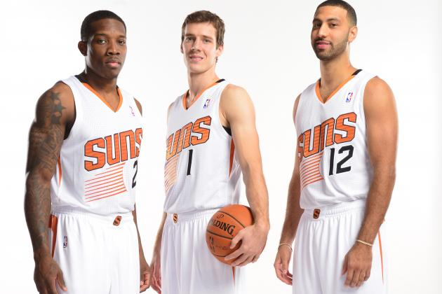 Bledsoe, Dragic 'on the Same Page Already' in Phoenix Suns' Preseason Opener