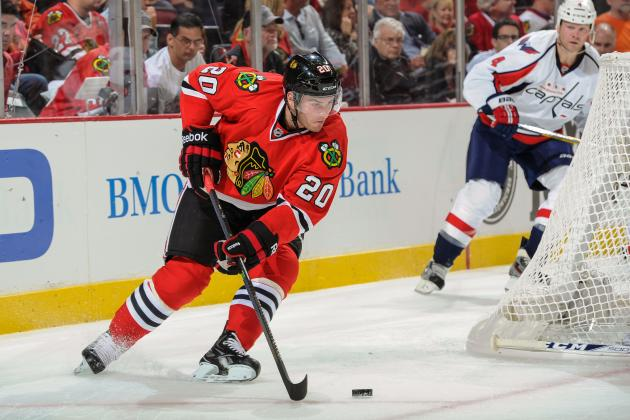 Chicago Blackhawks: Brandon Saad out to Justify Last Year's Calder Nomination