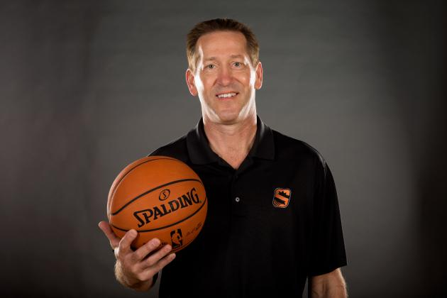Hornacek Wants Better 3-Point Shooting