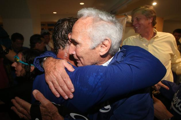 Koufax Praises Kershaw: 'He's the First Clayton Kershaw'