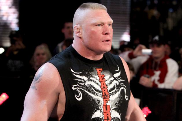 WWE Rumors: Examining Latest Buzz Around Brock Lesnar, Stacy Keibler and More