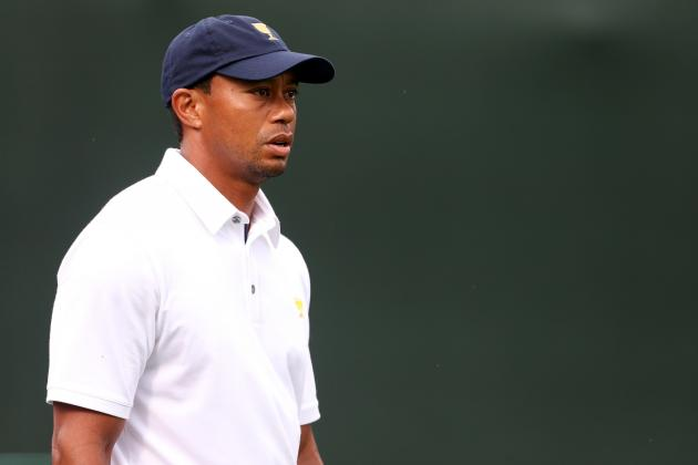 Why Tiger Woods Will Have a Bad 2014