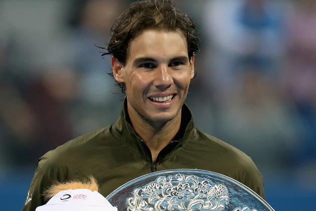 What's the Secret to Rafael Nadal's Rapid Recovery from His Knee Injury?