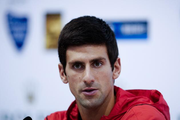 Novak Djokovic Disappointed in His Performance at Masters 1000 Events