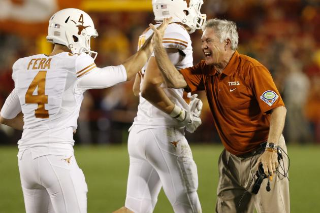Texas Official Reportedly Believes This Will Be Mack Brown's Final Season