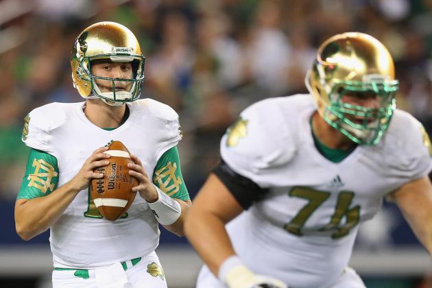 Notre Dame Football: Why Irish Offense Is Crucial for a Shot at BCS