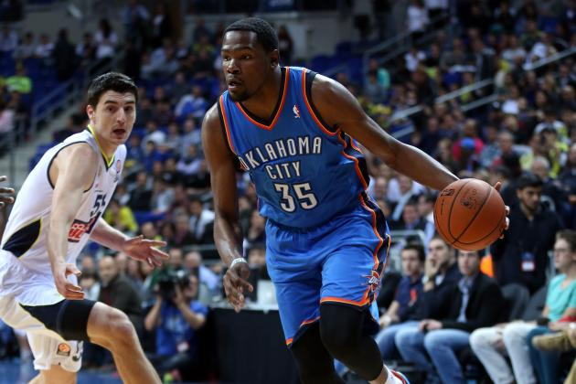 Oklahoma City Thunder vs. Philadelphia 76ers: Live Score and Analysis for OKC