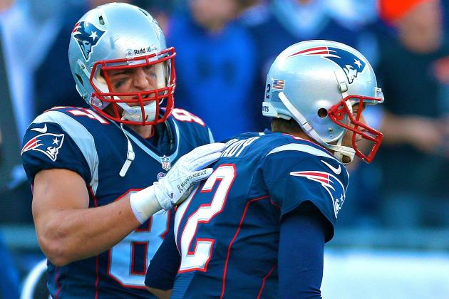 Rob Gronkowski Injury: Updates on Patriots TE's Status