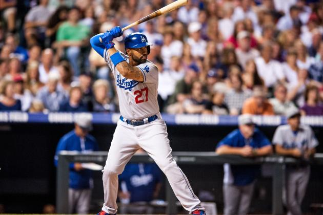 Matt Kemp Injury: Updates on Dodgers Star's Shoulder, Ankle and Recovery