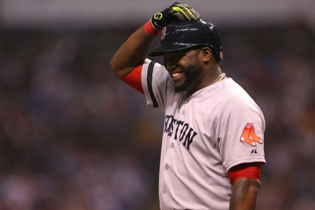 David Ortiz Becomes Sixth Player with 50 Career Postseason RBI