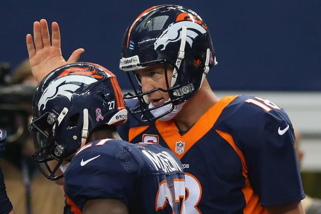 Manning Told Moreno: Get a First Down, but Don't Score