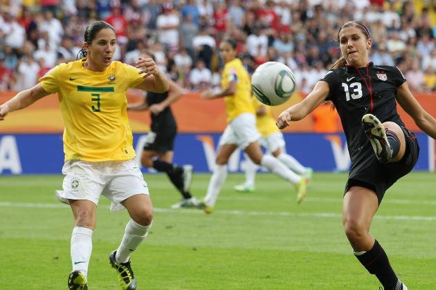 USWNT to Round out 2013 with November Home Game vs. Brazil in Orlando