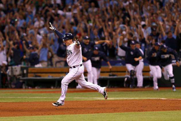 Tampa Bay Rays' Unlikely Heroes: Who Are Jose Lobaton and Dan Johnson?