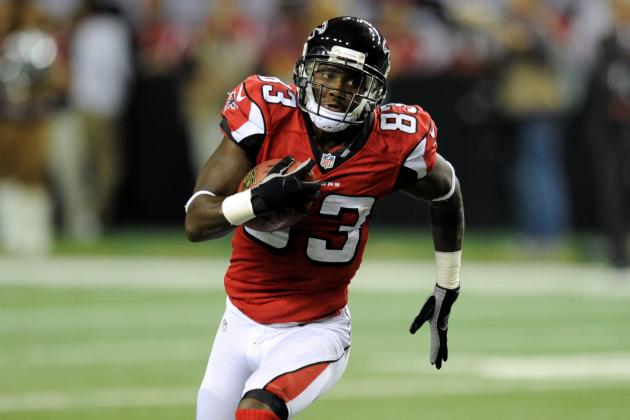 Harry Douglas' Updated Fantasy Value After Injuries to Roddy White, Julio Jones