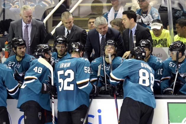 Sharks Seeking a More Balanced Power Play