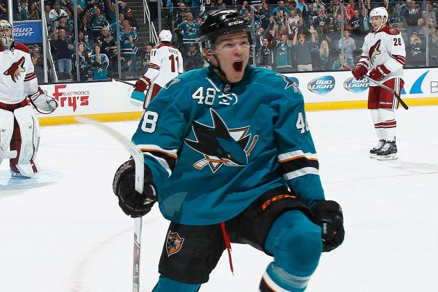 Tomas Hertl on Everything from His Style on the Ice to His Lack of Wheels...