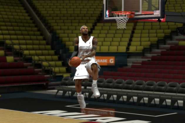 NBA 2K14: How to Pull off Sick Dribble Moves and Nasty Dunks