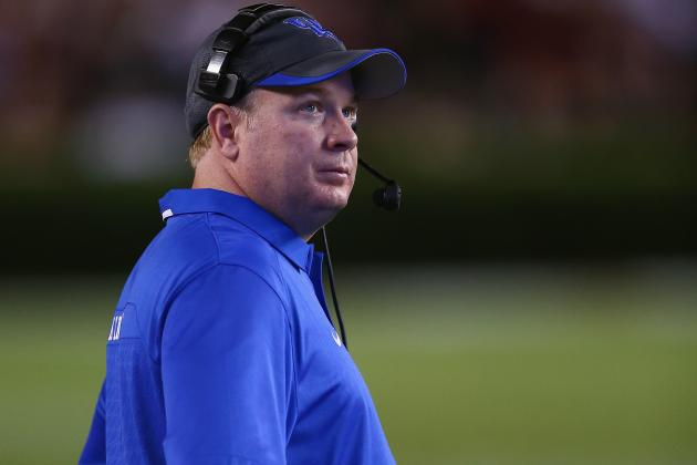 Stoops Recaps South Carolina Game, Prepares for No. 1 Alabama