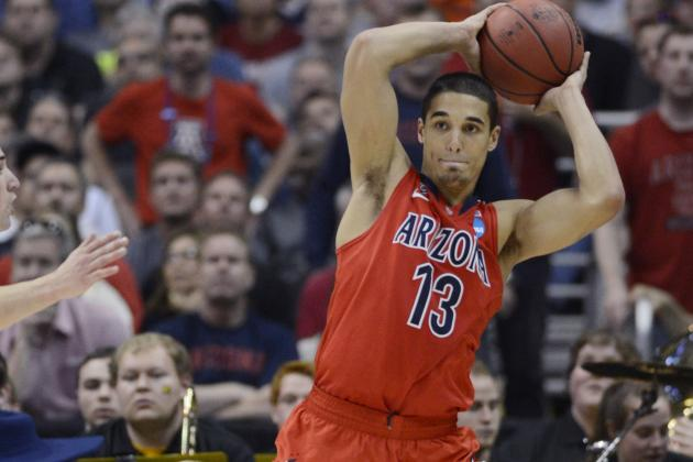 Wildcats' Johnson Rated Pac-12's 10th-Best NBA Prospect