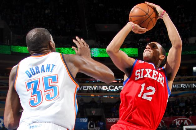 Oklahoma City Thunder vs. Philadelphia 76ers: Live Score and Analysis for 76ers