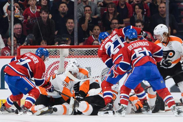 Montreal Canadiens' Young Guns Packing Powerful Punch