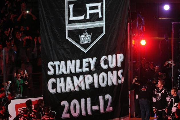 Kings See Cup as Part of Their Future, Not Just Their Past