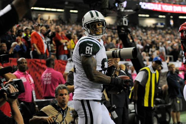 Kellen Winslow Reportedly Frustrated with Role in Jets Offense