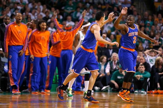 Breaking Down How NY Knicks Should Solve Starting Backcourt Dilemma
