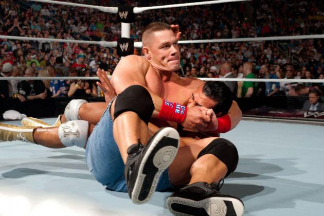 John Cena Provides Huge Boost to Hell in a Cell Card