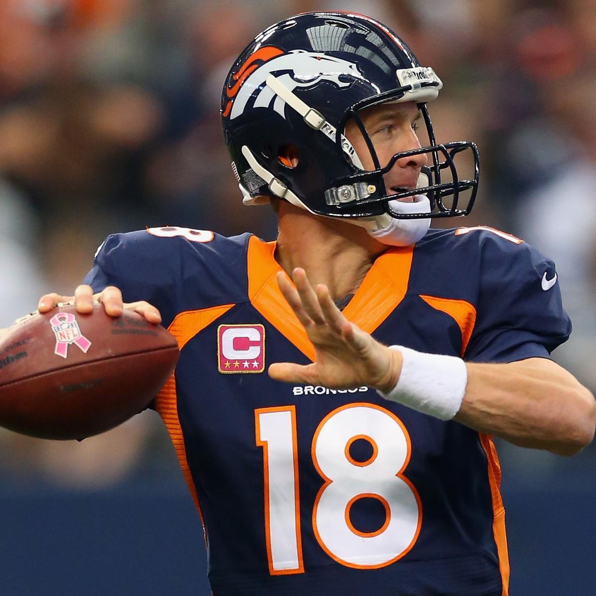 What Makes Peyton Manning, Denver Broncos Offense So