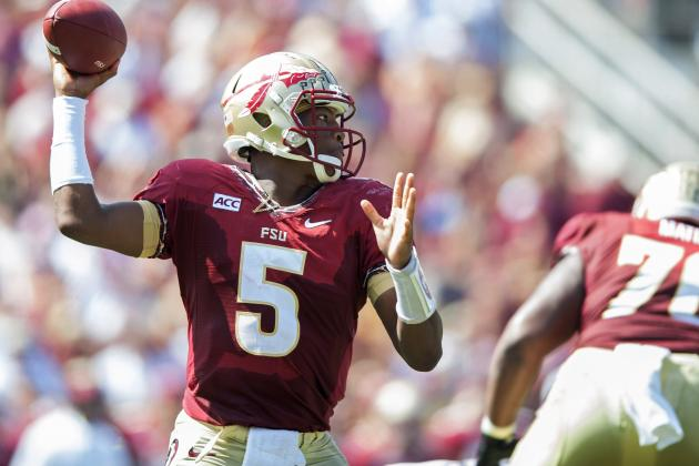 Jameis Winston Is a More Advanced Redshirt Freshman QB Than Johnny Manziel Was