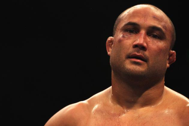 TUF 19: BJ Penn Comes Full Circle Against Frankie Edgar