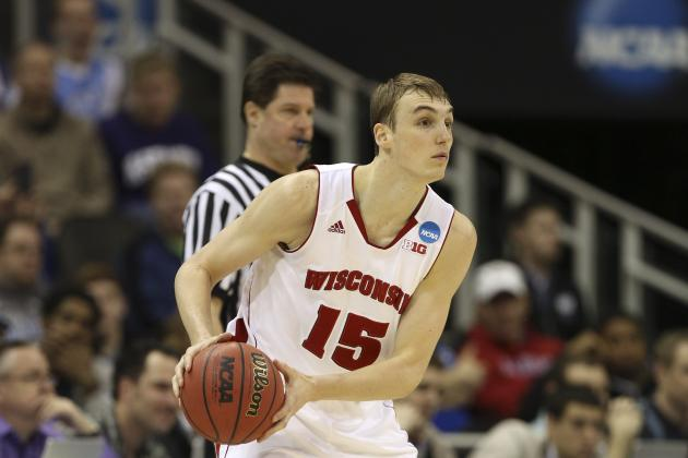 Badgers' Dekker Ready to Be a Leader