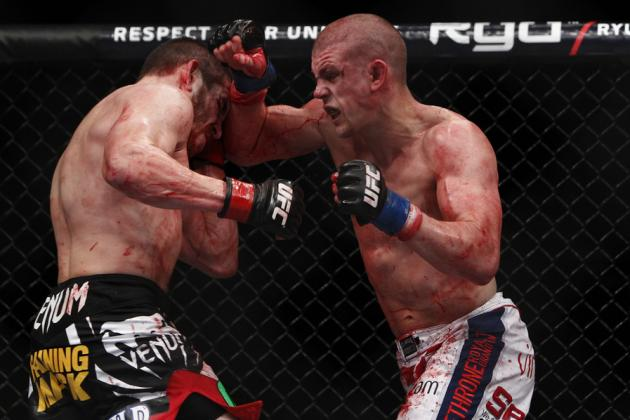 UFC Blurring the Lines Between Sport and Entertainment