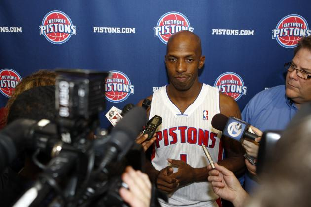 Detroit Pistons: What to Watch for During 2013 Preseason
