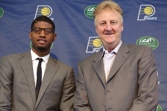 Larry Bird Didnt Believe He Would Return to Pacers so Quick