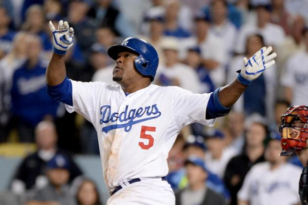 Los Angeles Dodgers' Juan Uribe an Unsung Hero, 'Older Brother' of Lovable Trio