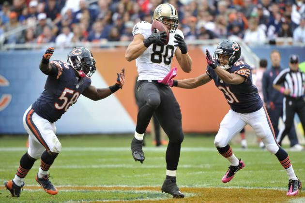 How the New Orleans Saints Are Setting Up Jimmy Graham for a Historic Season