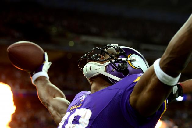 What to Expect from Adrian Peterson, Minnesota Vikings Offense in Week 6