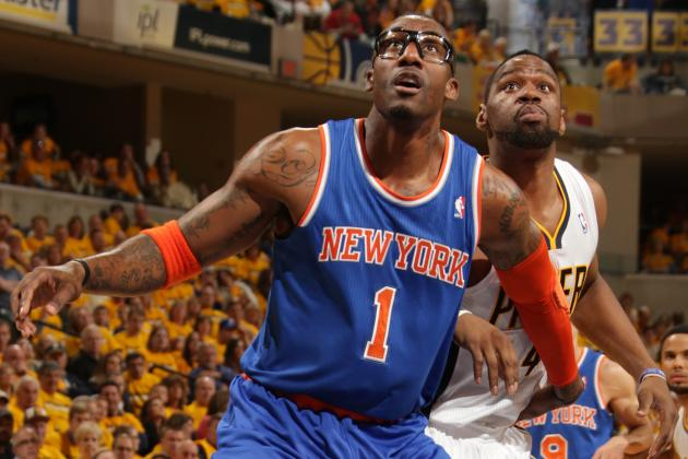 Amar'e Stoudemire Says He Might Be Ready for Knicks' Season Opener
