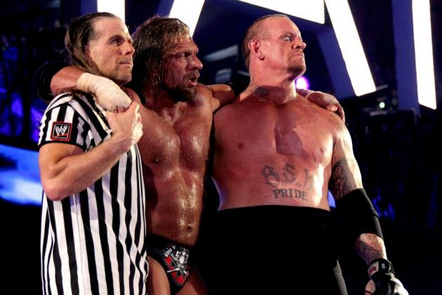 Shawn Michaels and Analyzing How to Serve as the Perfect Special Guest Referee