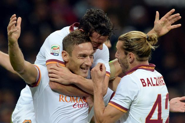 Totti Recall Makes Sense for an Italy Attack Full of Question Marks