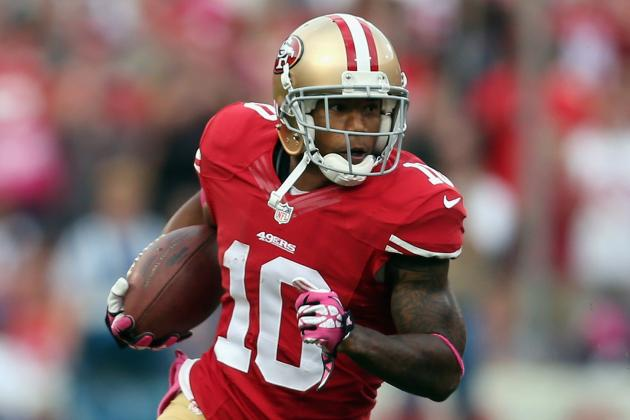 Worrying About 49ers' Receivers