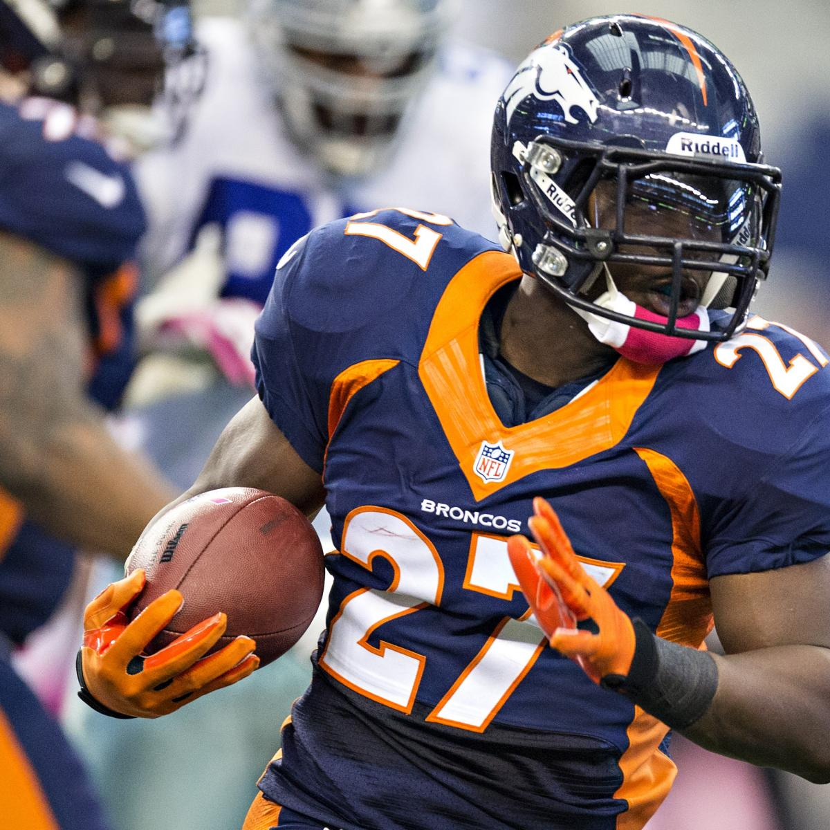 Denver To Hawaii: Knowshon Moreno Enjoying Resurgence In 5th Season With