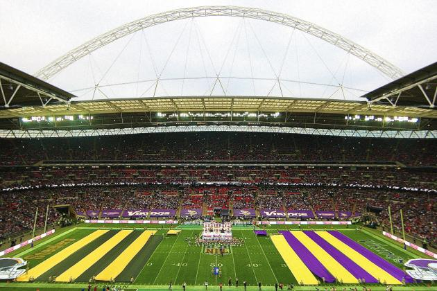 NFL Approves London Games for Jaguars, Falcons and Raiders in 2014