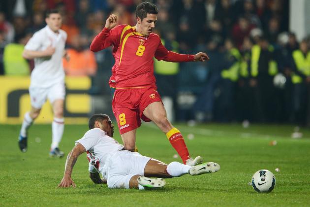 Montenegro Pair Looking to Break English Hearts at Wembley