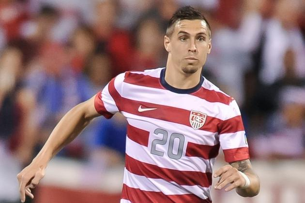 Geoff Cameron Likely to Replace Gonzalez in Central Defense