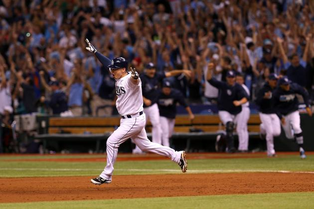 Best Twitter Reactions to Rays' Jose Lobaton Walk-off Against Red Sox