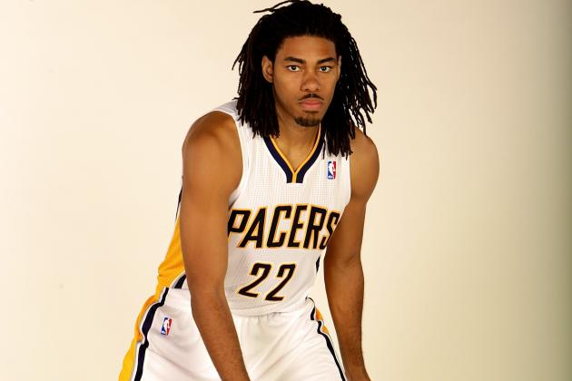 Indiana Pacers' Chris Copeland Bulks Up with Ben Wallace, Tyson Chandler