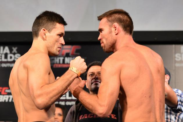 UFC Fight Night 29: If Jake Shields Plays Demian Maia's Game, He'll Regret It